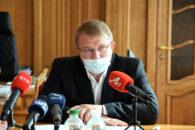 Роман Грищенко: «Ми маємо зробити все можливе, щоб Сумщина не потрапила до небезпечної «червоної зони» захворюваності на COVID-19»
