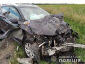 На Сумщині в ДТП загинули жінка і 10-річна дитина