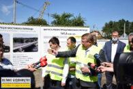 На Сумщині відкрили після реконструкції мостовий перехід через річку Ворскла у селі Климентове на Охтирщині