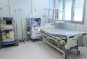 У Сумах продовжують розгортати ліжка для хворих на COVID-19