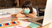 7,5 тисяч школярів Сумщини були з початку року на самоізоляції